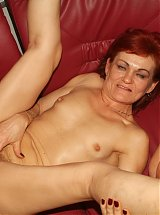 Steph and Julianna are horny mature ladies taking turns in spreading their theirs for a cock