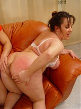 Curvy mature wife Tabea exposes her sensual side and joins a younger guy in a hardcore scene